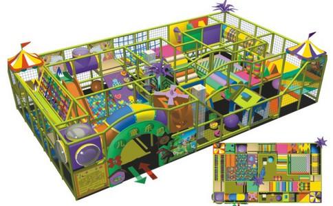 如何设计儿童滑梯