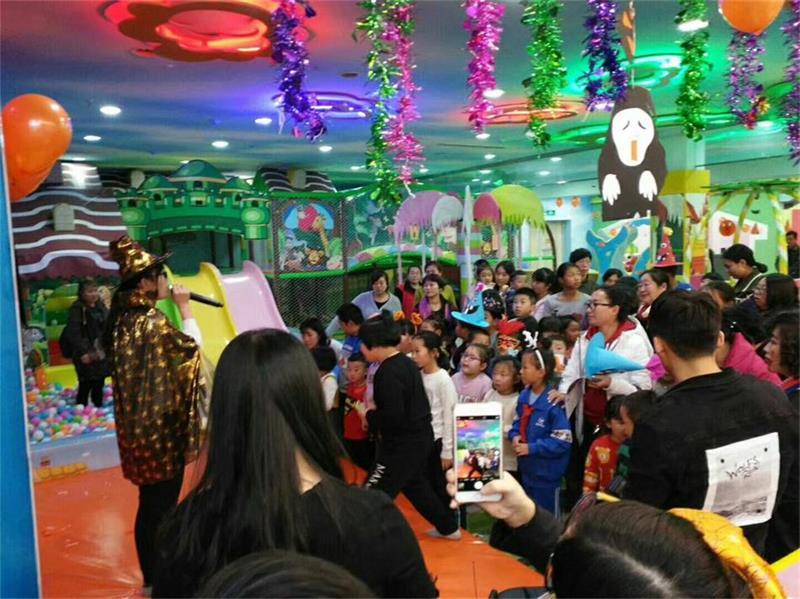 华锦游乐设备公司600+合作门店覆盖全国