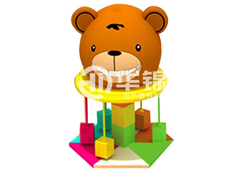 电动旋转暴力熊