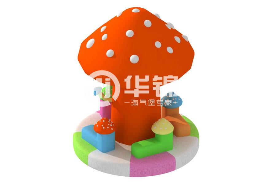 电动蘑菇转椅