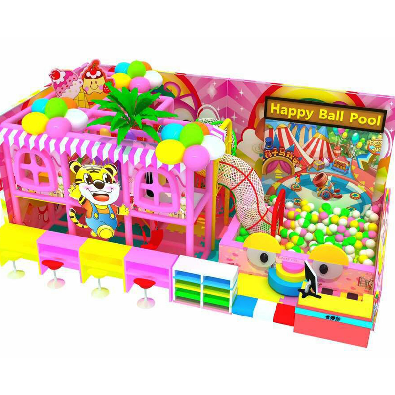 淘气堡厂家:室内儿童乐园项目规划常见的4大误区